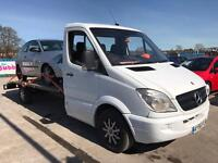 2006 56 Mercedes Recovery Truck for - Full MOT - 227k Miles- Pulls Well!!