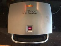 Hardly Used Great Condition George Foreman Grill on Glasgow Southside