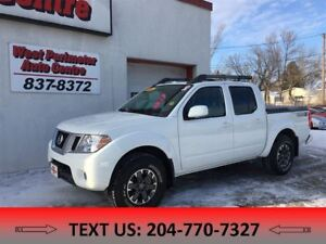 2016 Nissan Frontier PRO-4X **Sunroof**Navigation**