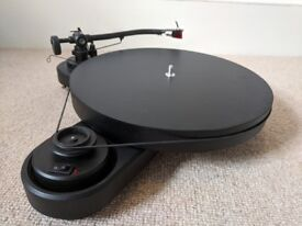 Pro-Ject RPM 1.3 Genie Turntable Black