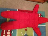 Next snowsuit age 4-5