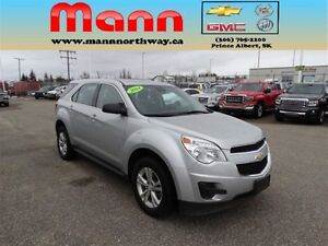 2014 Chevrolet Equinox LS - Keyless entry, Bluetooth, Cruise con