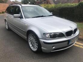 BMW 320D sport estate