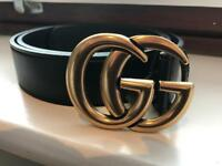 GG buckle belt
