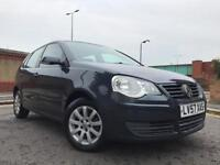 VOLKSWAGEN POLO 1.4 MANUAL WUTH FULL SERVICE HISTORY