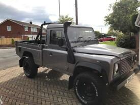 Land Rover Defender 110 high cap