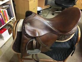 Keifer dressage saddle
