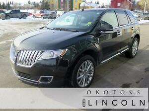 2015 Lincoln MKX Base 3.7l low kms, clean Carproof