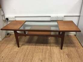 Mid century Gplan style coffee table