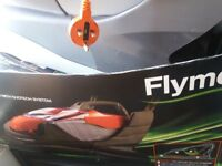 Flymo hover mowers