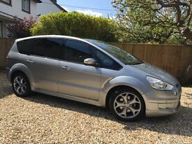 FORD SMAX 2.2 titanium individual, full service history. Lovely condition.