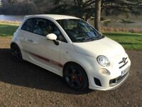 Abarth 500,low miles,F.S.H