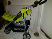 Koochi pushchair
