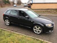 2006 Audi A3 2.0 TDI DSG S-LINE SPORTBACK ✅TOP GERMAN WHIP✅PX WELCOME ✅DRIVE A1