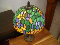 ART DECO LAMP at Haven Housing Trust's charity shop