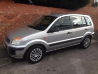 FIESTA FUSION TDCi, 2006 REG FULL MOT, FULL SERVICE HISTORY, HPi CLEAR & ONLY 1 OWNER FROM NEW