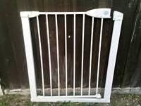 Lindam safety gates x2