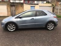 2007 Honda Civic 1.8 i-VTEC @07445775115 New+Clutch+Scratches+Navigation+Front Screen Little Creak