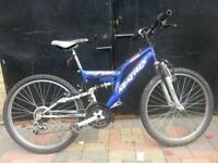 "MATRIX MOUNTAIN BIKE 24 "" WHEELS"