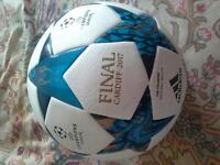 Adidas UEFA champions league football - FINAL CARDIFF 2017 # BRAND NEW#