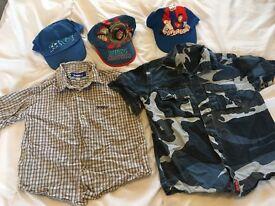 Boy's Clothes Bundle 5-6 Years