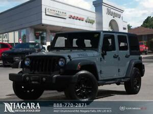 2015 Jeep WRANGLER UNLIMITED WILLY'S EDITION