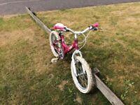 Girls bike suits age 4-8