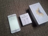 Iphone 6s 64GB White Gold Immaculate For Sale Now!