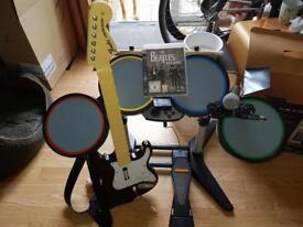 PS3 Rockband Beatles Edition