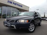 2007 Volvo XC70 2.5T AWD / PREMIUM / CONENIENCE PACKAGES
