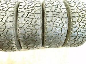 LT 305/55R20x4 FUN COUNTRY DICK CEPEC  ALL MUD TIRES121/116Q ALMOST BRAND NEW FOR SALE