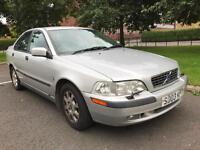 Volvo S40 1.8 LPG 2003 Year Mot 60,000 miles £650