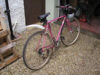 Dawes Streetstyle Hybrid bicycle