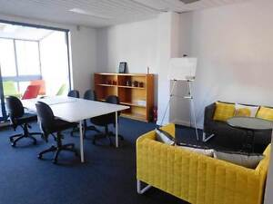 Co working hot-desk space in the CBD at Catalyst Collaborative Adelaide CBD Adelaide City Preview