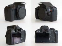 Canon 550D - Plus Accessories - Amazing Condition