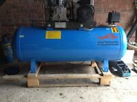 240V Worthington Creyssensac Air Compressor