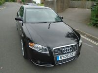 AUDI A4 2.0TFSI S-LINE SPECIAL EDITION