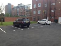 Sheffield City Centre Car Parking Spaces to Rent in a small private car park