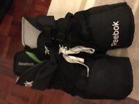 Ice hockey shorts