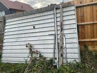 Garage Door Approx 300cm x 195cm