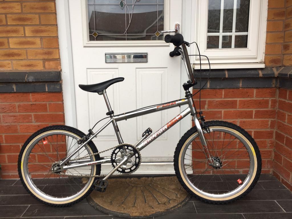 Super Rare Raleigh Aero Pro Burner Bmx Bike In West Derby