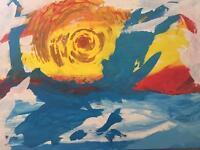 Antonius Leshore Painting