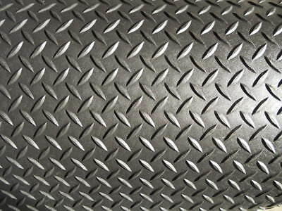 Rubber Diamond Plate (1/8