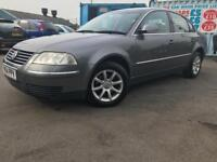 2005 VOLKSWAGEN PASSAT 1.9 TDI HIGHLINE DIESEL★MANUAL★ LONG MOT(MARCH. 19)★DRIVES BEAUTIFUL