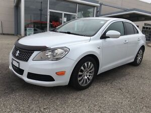 2011 Suzuki Kizashi S automatic memory seat Kitchener / Waterloo Kitchener Area image 4