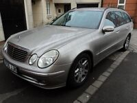 7 SEATER, MERCEDES E220 CDI AVANTGARDE, FULL DEALER HISTORY, 1 OWNER FOR 10 YEARS, LOADED WITH SPECS