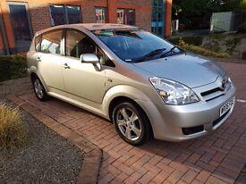 Toyota Corolla Verso 1.8 VVT-i T3 5dr