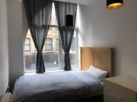 An Exquisite large double bedroom Central Manchester Northern Qtr.