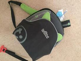 Trunki back pack booster seat