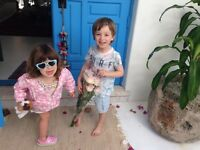 Spanish speaking au pair required for two children aged 3 and 5 Clapham. Live in.